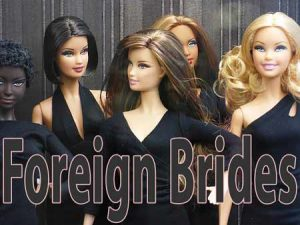 Foreign brides