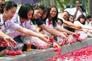 Romance tours Thailand